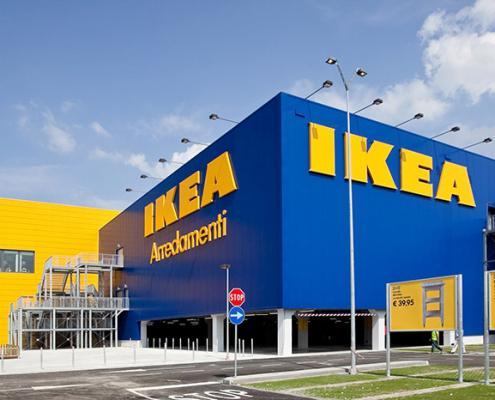 Itec srl progetti commerciale - Ikea padova tappeti ...